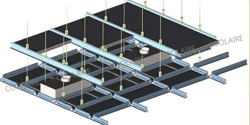 Ceiling Grid Systems Supplier In Penang Malaysia